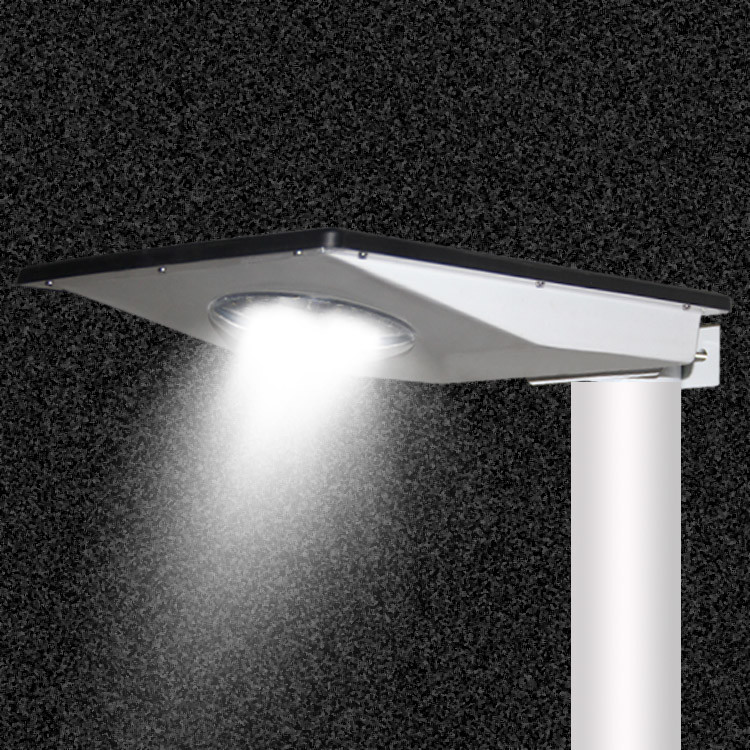Outdoor Integrated Solar Street Light  led street lights  in the garden